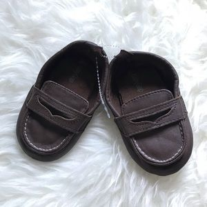 Baby gap boy loafers